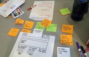 Design a Thon brainstorming (via Becca Kennedy)