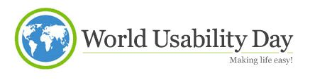 World Usability Day Logo